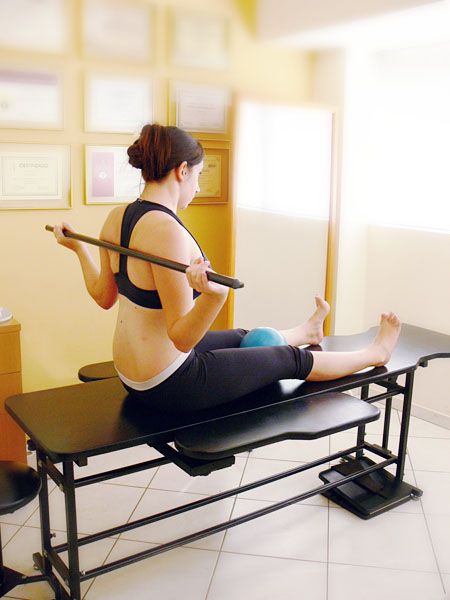 Dra. Alessandra Vascelai - Fisioterapia Iso-stretching